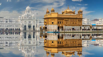 Golden Triangle Tour with Golden Temple 7 Nights 8 Days